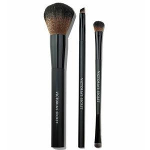 Victoria's Secret 3-Piece Make-Up Tools Brush Set